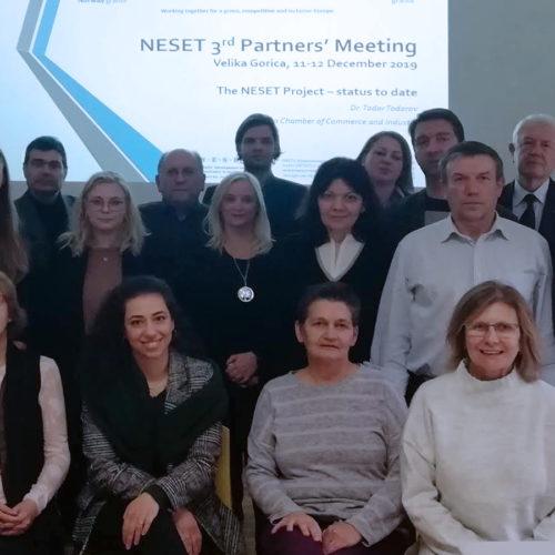 NESET third partnership meeting_