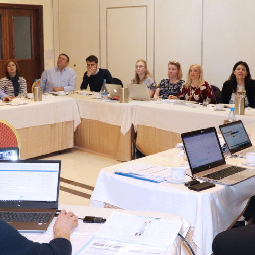 NESET_2nd Partners Meeting 02-03 Apr 2019 Nicosia