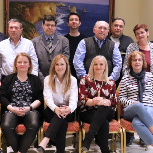 NESET_2nd Partners Meeting_02-03 Apr 2019_Nicosia