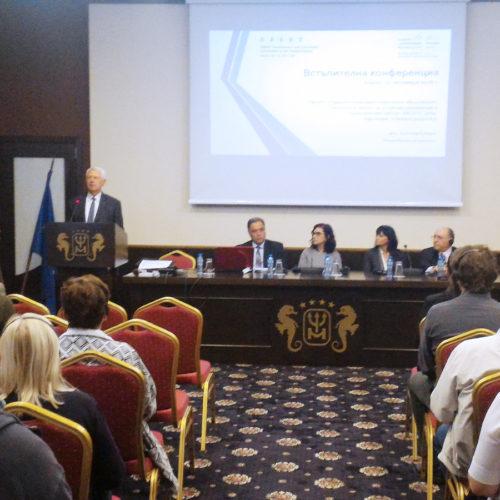 NESET_Conference 10 Oct 2018 Varna