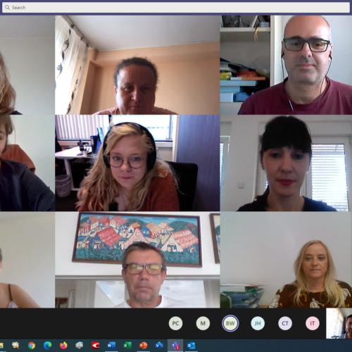 NESET_4th Partners e-Meeting 21_22-09-2020_pic1