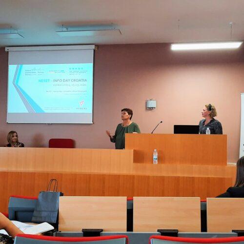 NESET_Info Day Croatia 25-09-2020_pic1